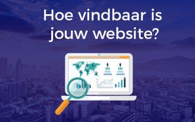 Hoe vindbaar is jouw website