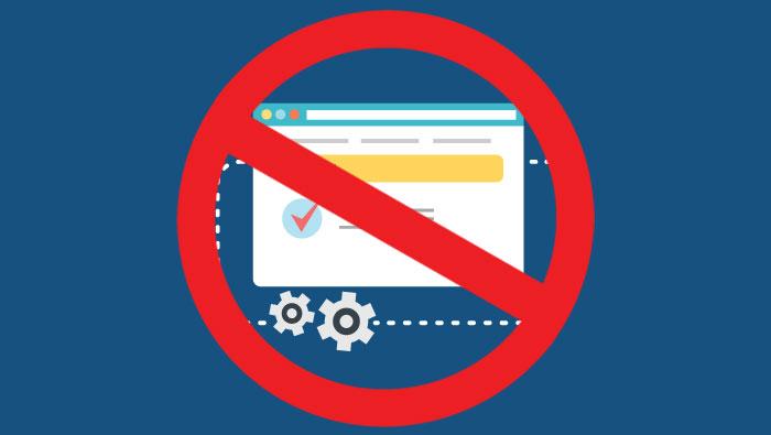 SEO Sight Ban Website Link