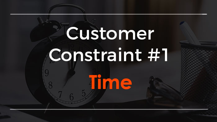 SEO Sight - Customer Constraint - Time - Featured Image