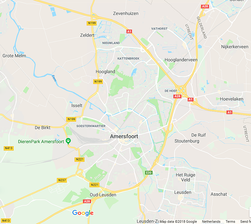 SEO Sight Kaart Amersfoort