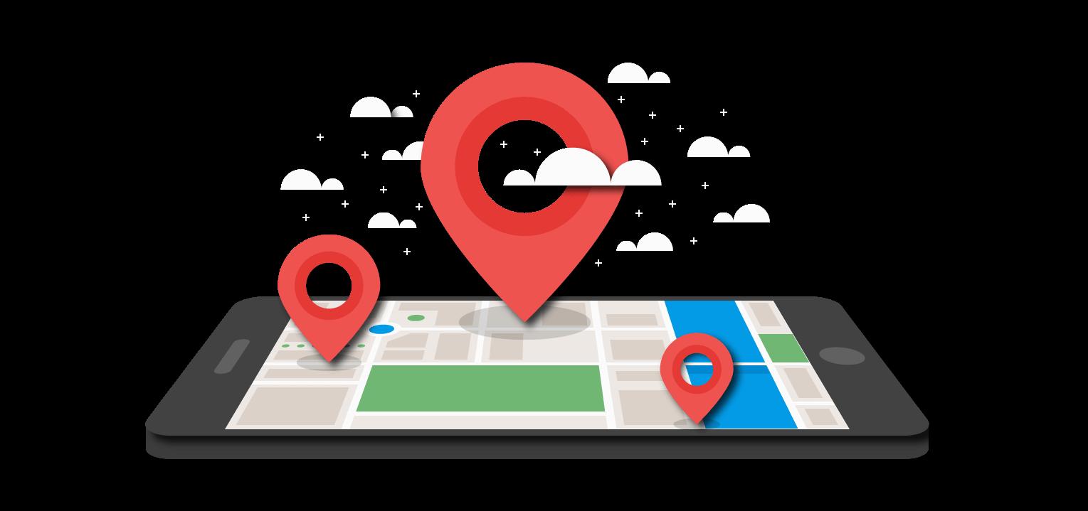 SEO Sight Mobile Flat Maps