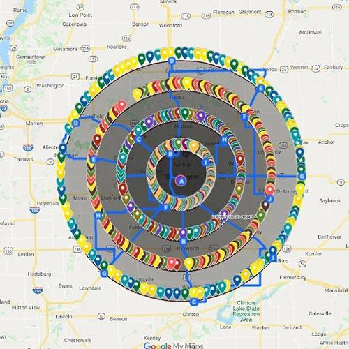 SEO Sight GMB Map 1