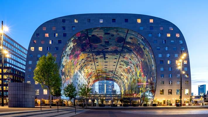 Erasmusbrug SEO Rotterdam