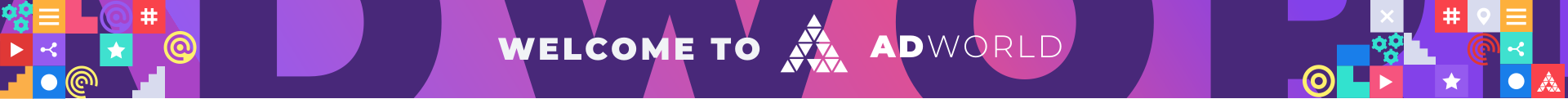 Adworld 2020 Banner