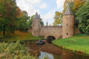 On an autumn day in Amersfoort